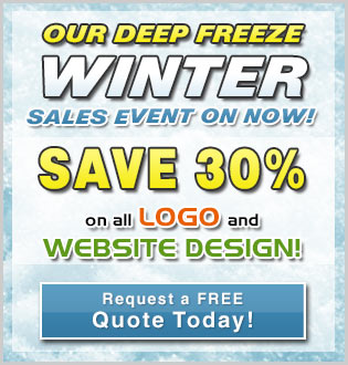 toronto logo and website design specials